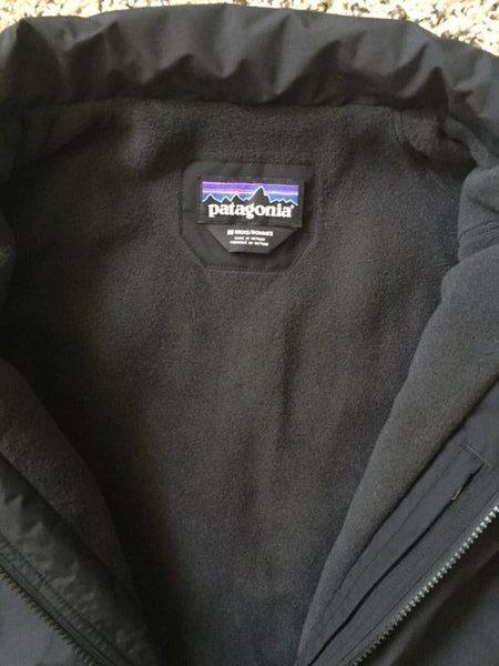 Rock Climbing Photo: patagonia lined baggies jacket mens medium