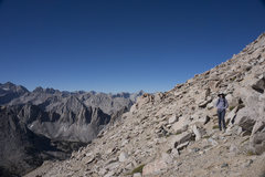 Rock Climbing Photo: Typical South Ridge terrain.