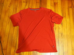 Rock Climbing Photo: REI med quick-dry shirt. I have two of them one re...