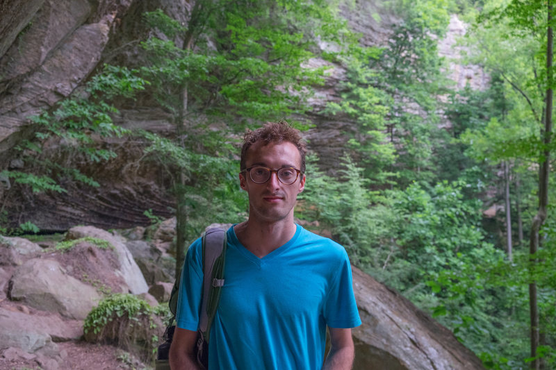 Red River Gorge -- The Zoo