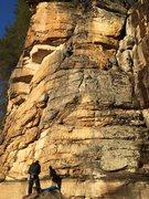 Rock Climbing Photo: 1/2/16