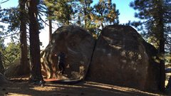 """Rock Climbing Photo: New Ways to get from A to B """"Vertical startin..."""