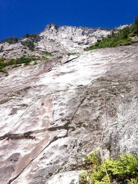 Rock Climbing Photo: The Monolith
