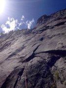 Rock Climbing Photo: Climbering