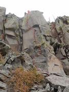 Rock Climbing Photo: Banshee Holiday Topo
