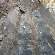 Rock Climbing Photo: Ranger Crack