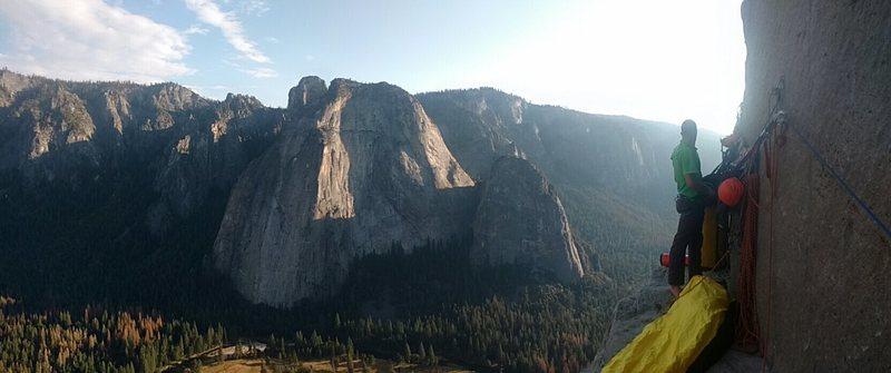 Rock Climbing Photo: El Cap Tower.