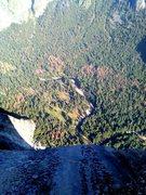 Rock Climbing Photo: Summit, El Cap