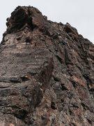 Rock Climbing Photo: 5.3?  Photo by Mike Supinski.