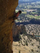 Rock Climbing Photo: John Collins gets the second ascent of his son&#39...