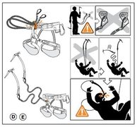 Rock Climbing Photo: Read your gear instructions.