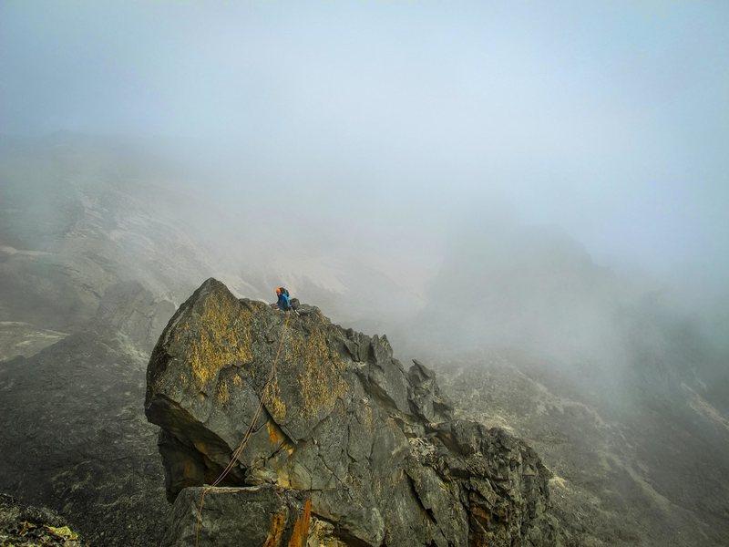 Rock Climbing Photo: Alpine on Mt Kenya