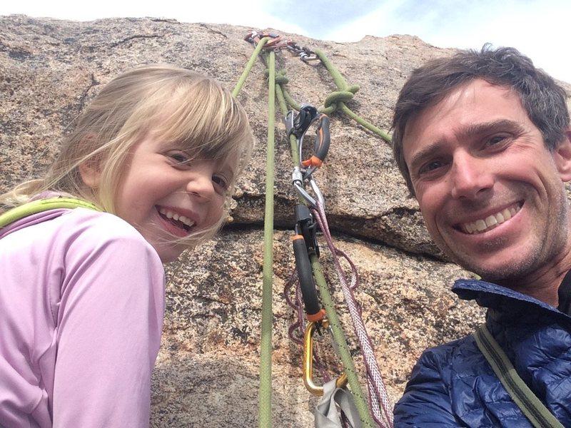 Rock Climbing Photo: Aspen and I