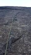 Rock Climbing Photo: Amazingly identical cleaning photo.