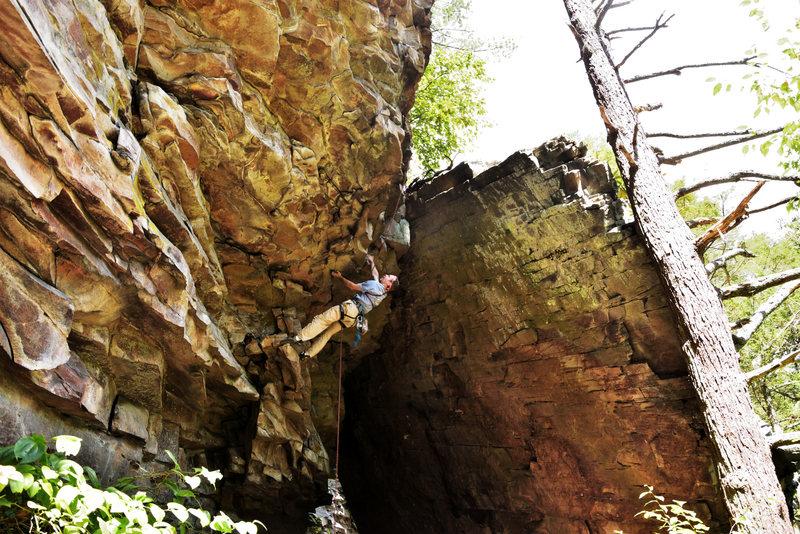 Rock Climbing Photo: John Kelbel