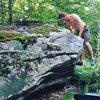 Flakes Boulder V2