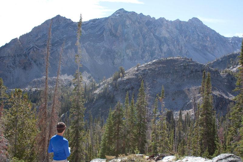 Rock Climbing Photo: Idaho