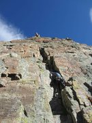 Rock Climbing Photo: La Petit Grepon