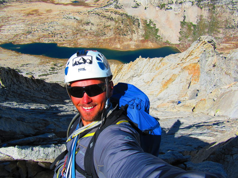 Rock Climbing Photo: Conness N. Ridge