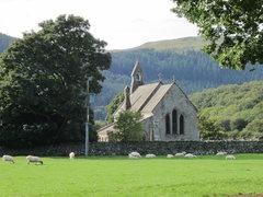 Rock Climbing Photo: St Beda's Church ..