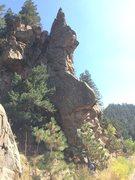 Rock Climbing Photo: Roadeo.