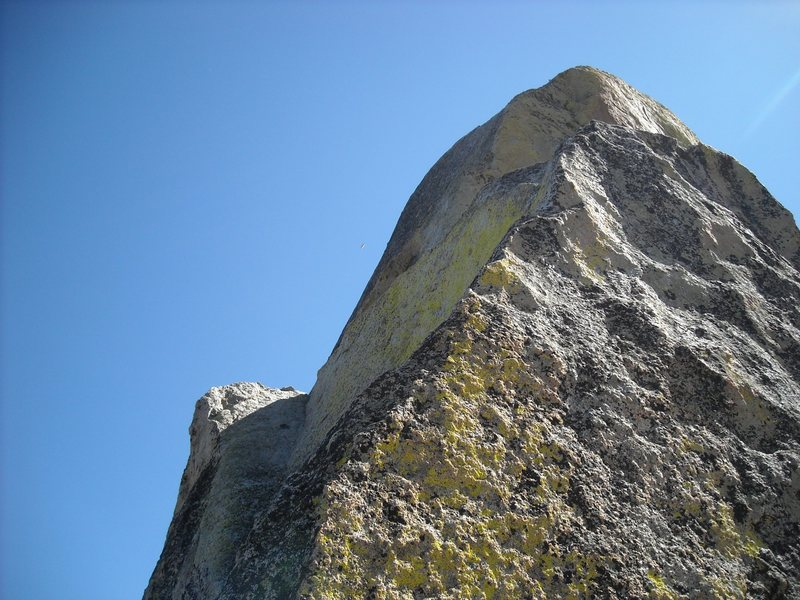 looking up at the 3rd pitch, and some of the second, set up pitch