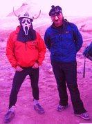 Rock Climbing Photo: Desert Climbers