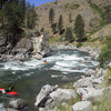 Staircase Rapid, South Fork of the Payette River, Idaho