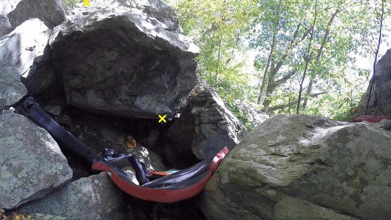 Weaker friend&@POUND@39@SEMICOLON@s boulder