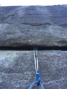 Rock Climbing Photo: One of the few places these are useful! This is at...