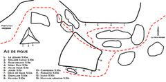 As de pique (voies/routes)