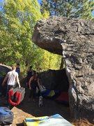 Rock Climbing Photo: Pipsqueak