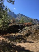 Rock Climbing Photo: Mad Meadows