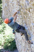 Rock Climbing Photo: Maple canyon