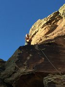 Rock Climbing Photo: Completion of 41st climb this week