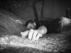 Rock Climbing Photo: Round Room