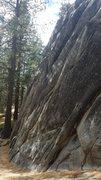 Rock Climbing Photo: Ballbuster Rock