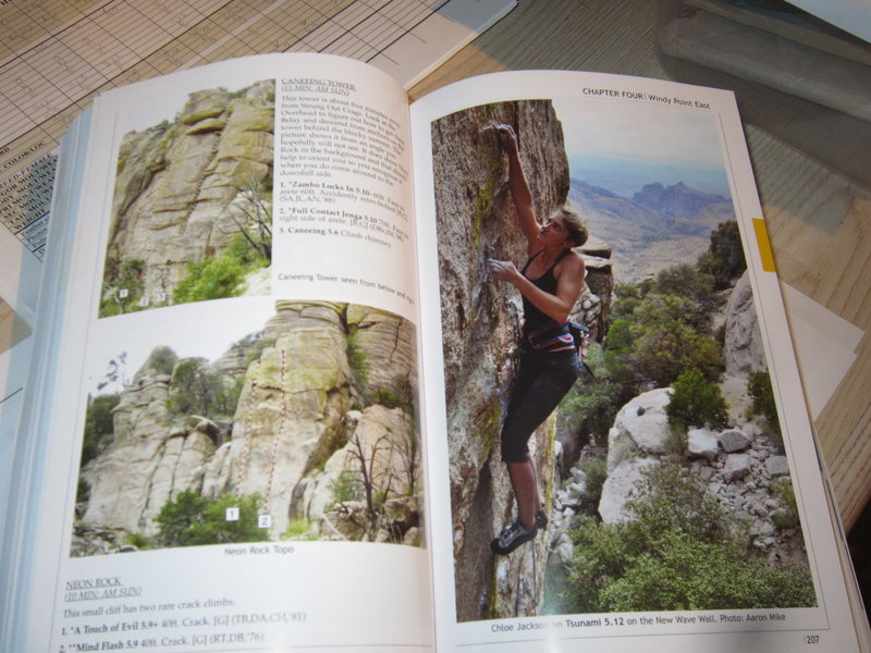 Rock Climbing Photo: More inside.