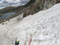Rock Climbing Photo: September shredding.