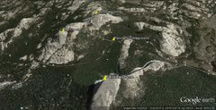 Rock Climbing Photo: Best parking and approach.