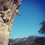 Rock Climbing Photo: Margalef