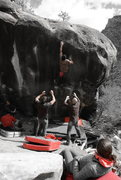 Rock Climbing Photo: After almost five years, SaJeeD is reddy to send W...