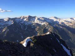 Rock Climbing Photo: South Ridge