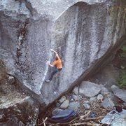 Rock Climbing Photo: A Tim Kemple classic!