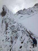 Rock Climbing Photo: Aiguille d'Entreves