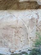 Rock Climbing Photo: Bone Symphony