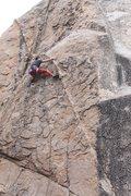 Rock Climbing Photo: Lead