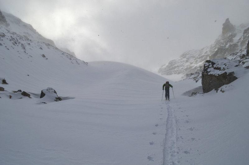 Andrews Glacier 10/18/13