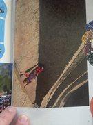 Rock Climbing Photo: El matador