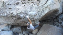 Rock Climbing Photo: Ergaster, V7